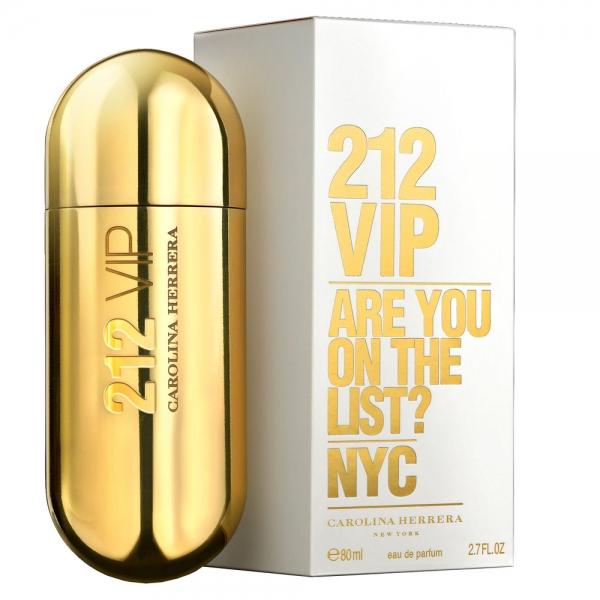 Carolina Herrera 212 Vip — парфюмированная вода 30ml для женщин