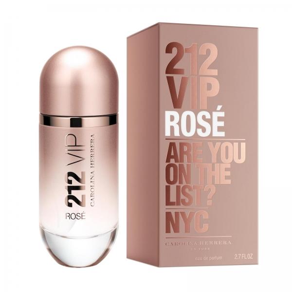 Carolina Herrera 212 Vip Rose — парфюмированная вода 50ml для женщин