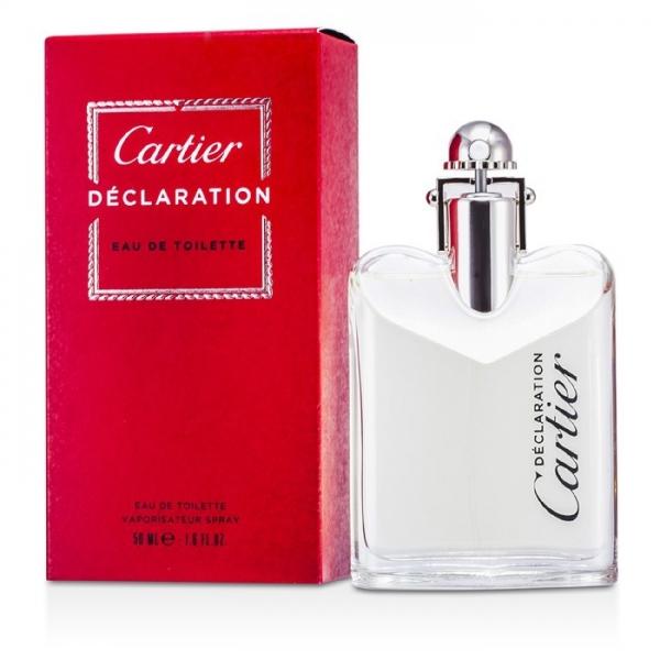Cartier Declaration — туалетная вода 50ml для мужчин