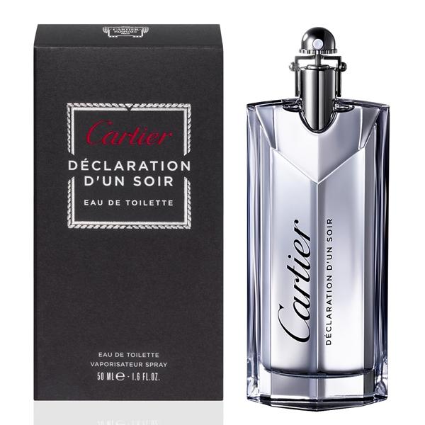 Cartier Declaration d`Un Soir — туалетная вода 50ml для мужчин