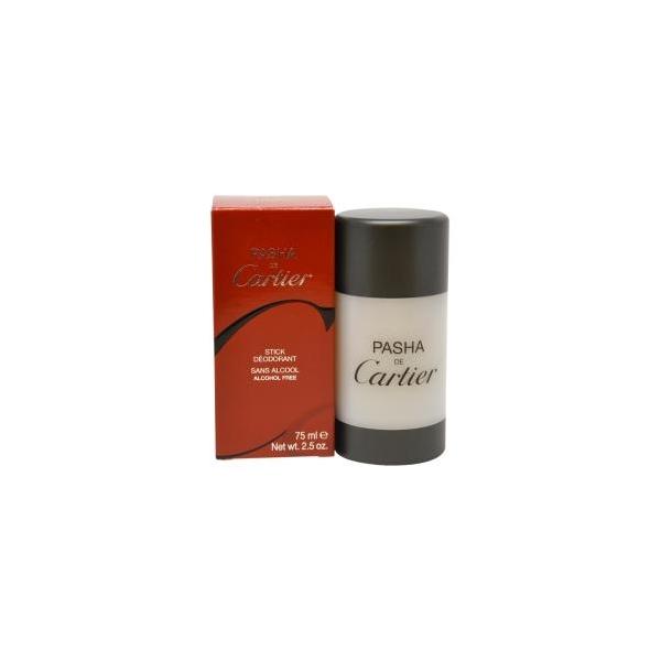 Cartier Pasha de Cartier — дезодорант стик 75ml для мужчин