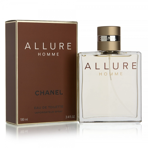 Chanel Allure Homme — туалетная вода 50ml для мужчин