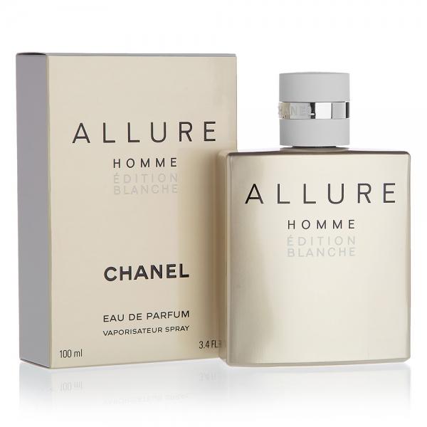 Chanel Allure Homme Edition Blanche — парфюмированная вода 100ml для мужчин