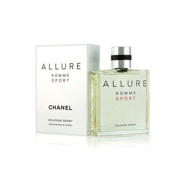 Chanel Allure Homme Sport — одеколон 150ml для мужчин