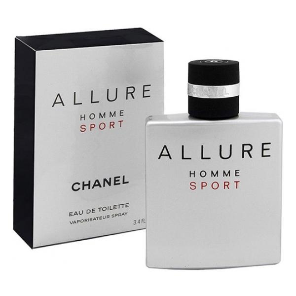 Chanel Allure Homme Sport — туалетная вода 100ml для мужчин