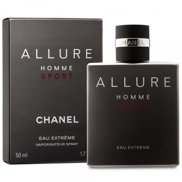 Chanel Allure Homme Sport Eau Extreme — парфюмированная вода 50ml для мужчин