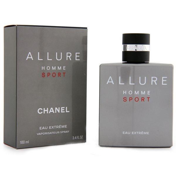 Chanel Allure Homme Sport Eau Extreme — туалетная вода 150ml для мужчин