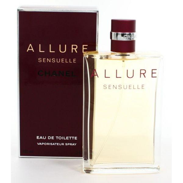 Chanel Allure Sensuelle — туалетная вода 50ml для женщин