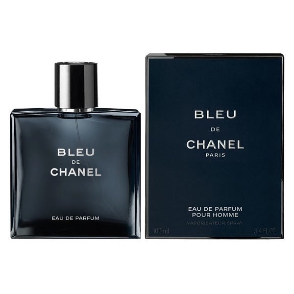 Chanel Bleu de Chanel Eau De Parfum — парфюмированная вода 100ml для мужчин