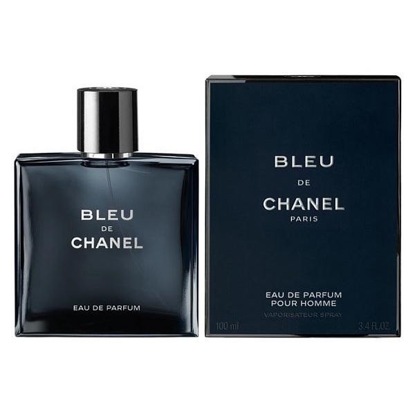 Chanel Bleu de Chanel Eau De Parfum — парфюмированная вода 50ml для мужчин