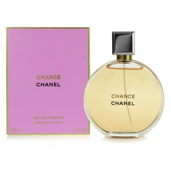 Chanel Chance — парфюмированная вода 100ml для женщин