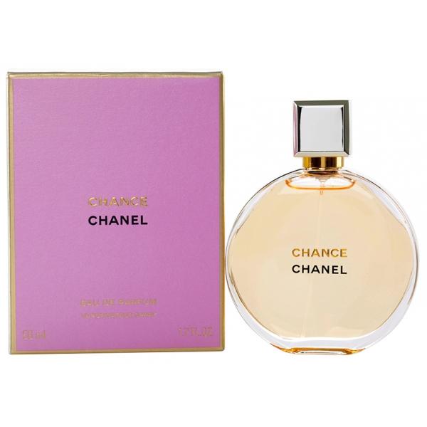 Chanel Chance — парфюмированная вода 50ml для женщин