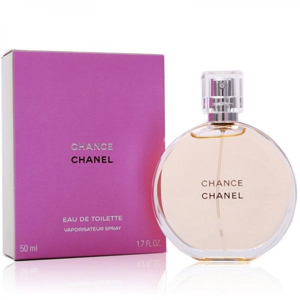 Chanel Chance — туалетная вода 50ml для женщин