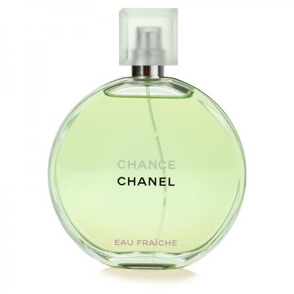 Chanel Chance Eau Fraiche — туалетная вода 100ml для женщин ТЕСТЕР без коробки
