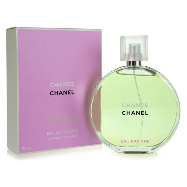 Chanel Chance Eau Fraiche — туалетная вода 150ml для женщин