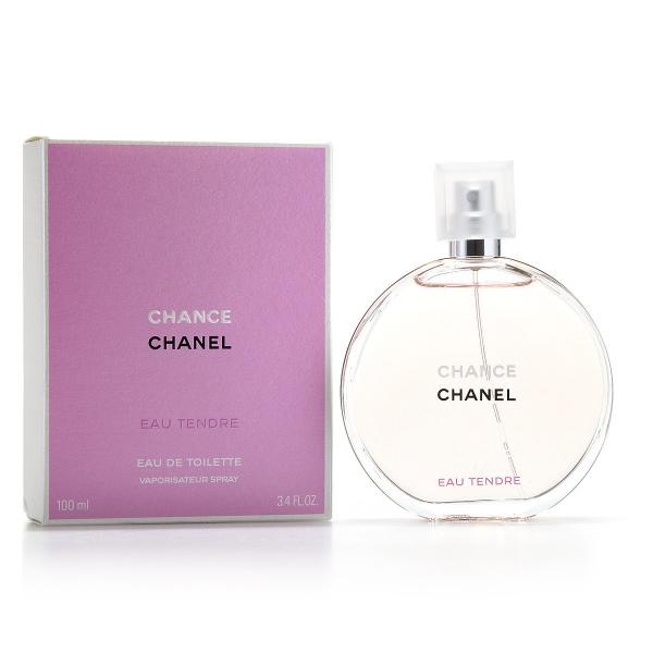 Chanel Chance Eau Tendre — туалетная вода 100ml для женщин