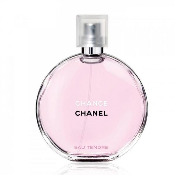 Chanel Chance Eau Tendre — туалетная вода 100ml для женщин ТЕСТЕР без коробки