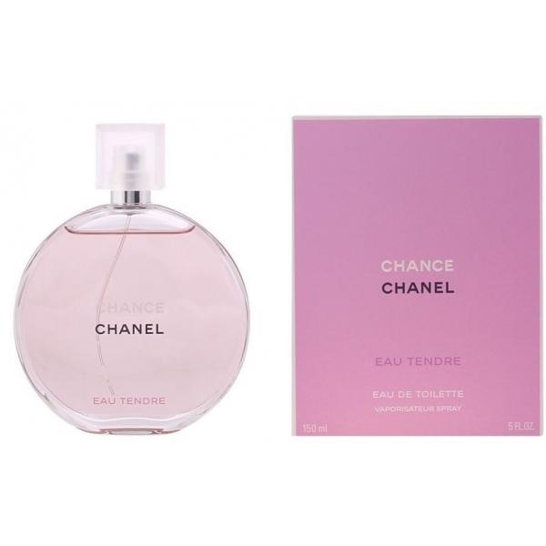 Chanel Chance Eau Tendre — туалетная вода 150ml для женщин