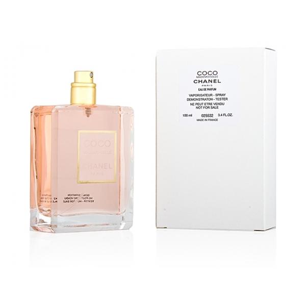 Chanel Coco Mademoiselle — парфюмированная вода 100ml для женщин ТЕСТЕР