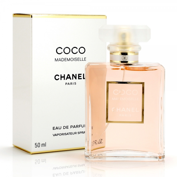 Chanel Coco Mademoiselle — парфюмированная вода 50ml для женщин