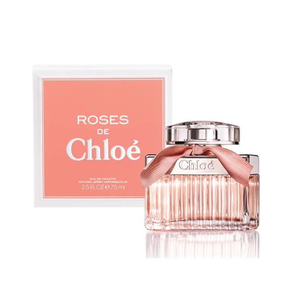 Chloe Roses De Chloe — туалетная вода 50ml для женщин без целлофана