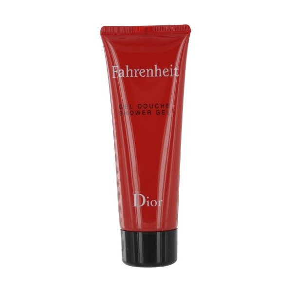 Christian Dior Fahrenheit — гель для душа 150ml для мужчин