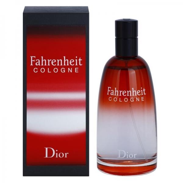 Christian Dior Fahrenheit Cologne — одеколон 125ml для мужчин