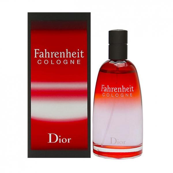 Christian Dior Fahrenheit Cologne — одеколон 75ml для мужчин