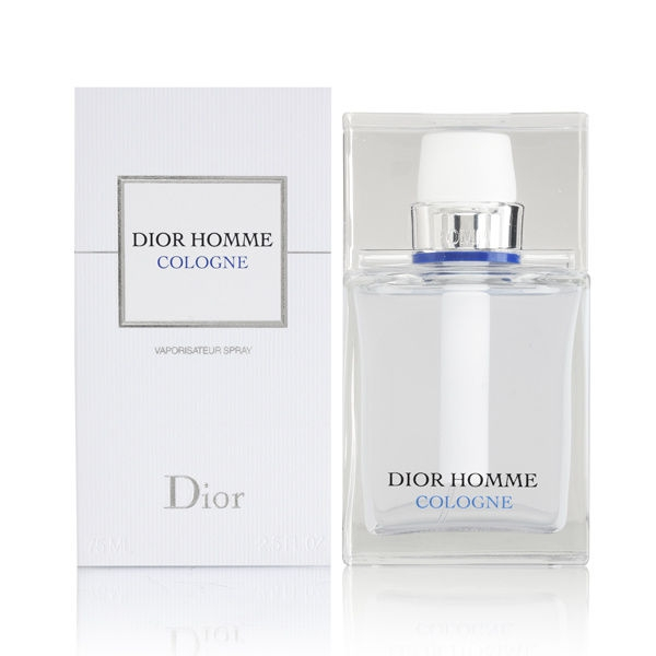 Christian Dior Homme Cologne 2013 — одеколон 75ml для мужчин