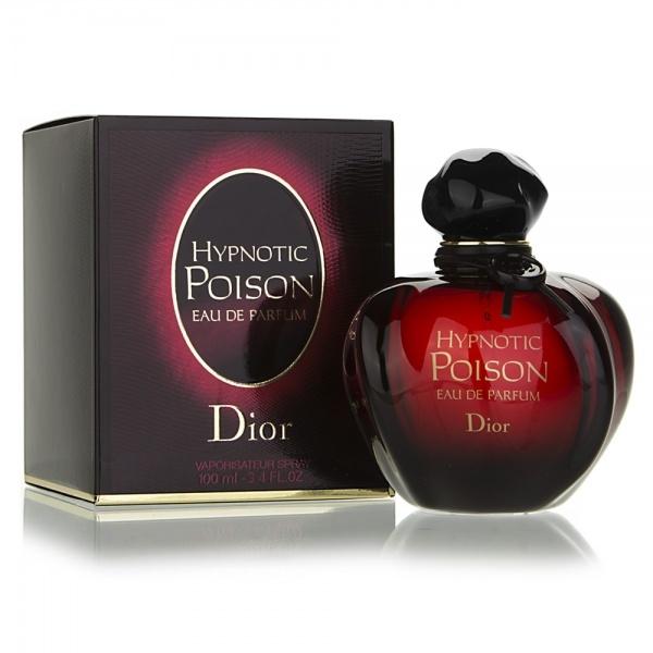 Christian Dior Hypnotic Poison Eau De Parfum — парфюмированная вода 50ml для женщин