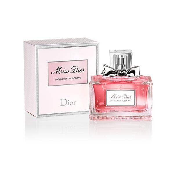 Christian Dior Miss Dior Absolutely Blooming — парфюмированная вода 50ml для женщин