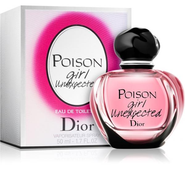 Christian Dior Poison Girl Unexpected — туалетная вода 50ml для женщин