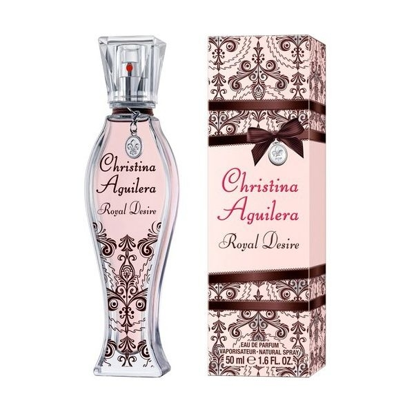 Christina Aguilera Royal Desire — парфюмированная вода 100ml для женщин