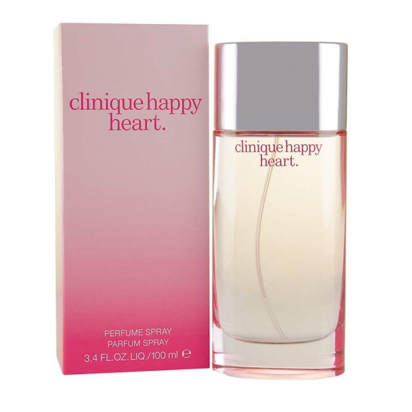 Clinique Happy Heart — духи 100ml для женщин