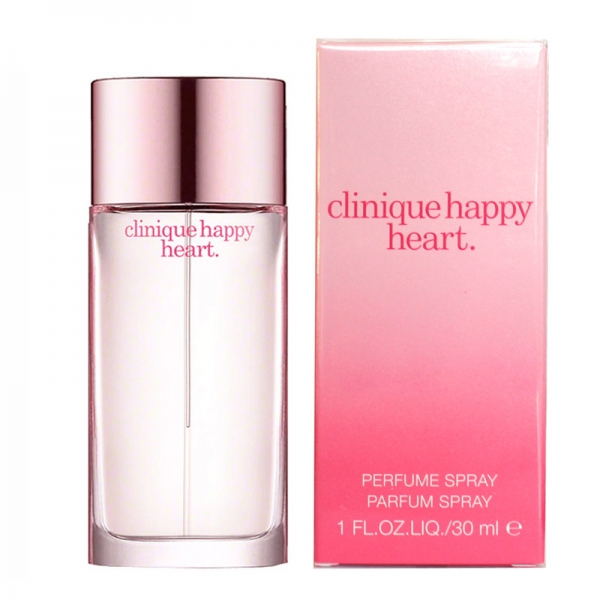 Clinique Happy Heart — духи 30ml для женщин