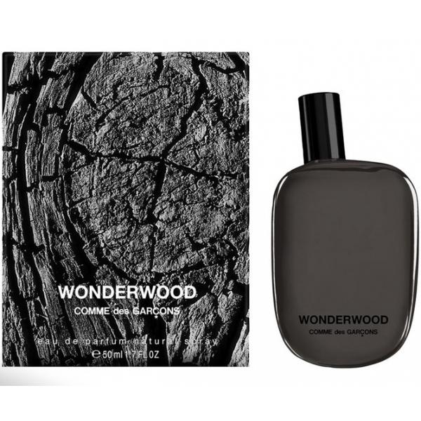 Comme Des Garcons Wonderwood — парфюмированная вода 50ml для мужчин