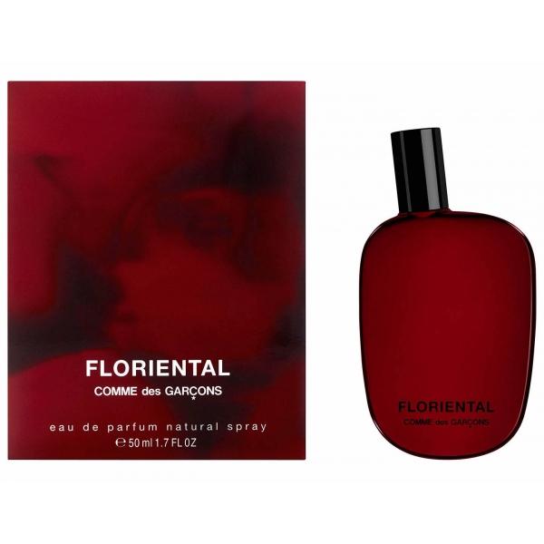 Comme Des Garcons Floriental — парфюмированная вода 50ml унисекс