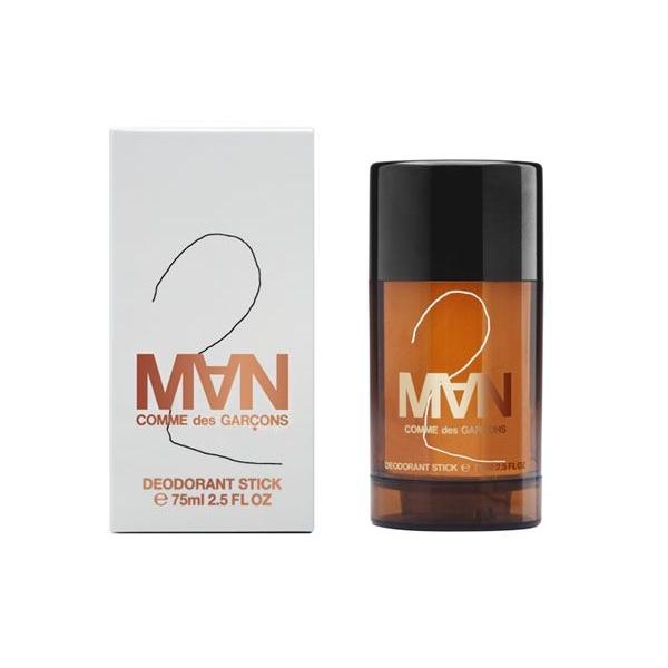 Comme Des Garcons 2 Man — дезодорант-стик 75ml для мужчин