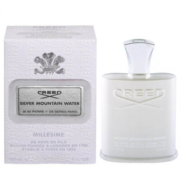 Creed Silver Mountain Water — парфюмированная вода 120ml унисекс
