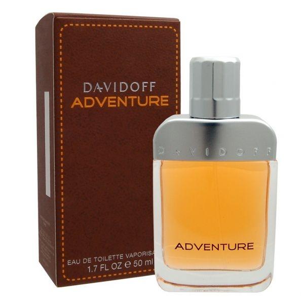Davidoff Adventure — туалетная вода 50ml для мужчин