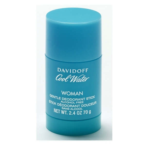 Davidoff Cool Water Woman — дезодорант-стик 75ml для женщин