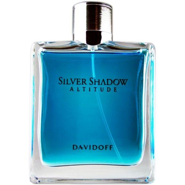 Davidoff Silver Shadow Altitude — туалетная вода 100ml для мужчин ТЕСТЕР без коробки