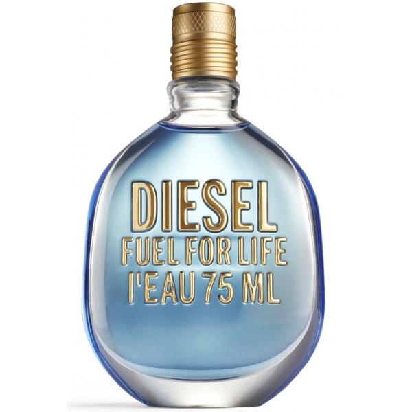 Diesel Fuel For Life L`Eau — туалетная вода 75ml для мужчин ТЕСТЕР