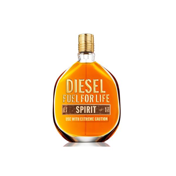 Diesel Fuel For Life Spirit — туалетная вода 75ml для мужчин ТЕСТЕР