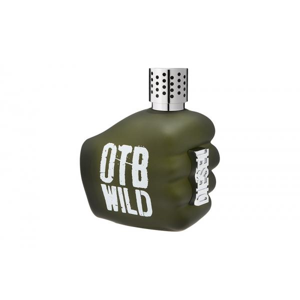 Diesel Only The Brave Wild — туалетная вода 75ml для мужчин ТЕСТЕР