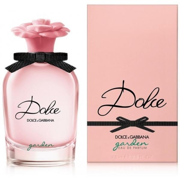 Dolce&Gabbana Dolce Garden — парфюмированная вода 75ml для женщин