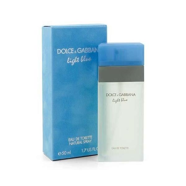 Dolce&Gabbana Light Blue — туалетная вода 100ml для женщин