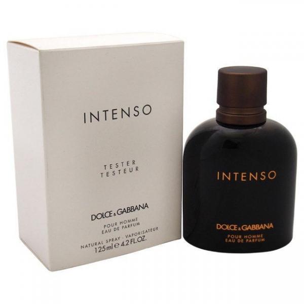 Dolce&Gabbana Pour Homme Intenso — парфюмированная вода 125ml для мужчин ТЕСТЕР