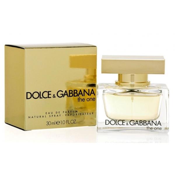 Dolce&Gabbana The One — парфюмированная вода 30ml для женщин