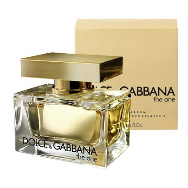 Dolce&Gabbana The One — парфюмированная вода 5ml для женщин